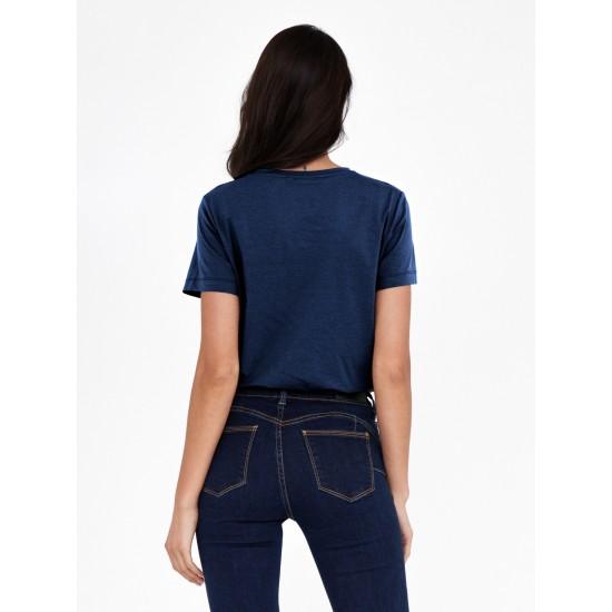 T W4608.67 (110-1-basic) футболка (фуфайка) жен (S) (6)
