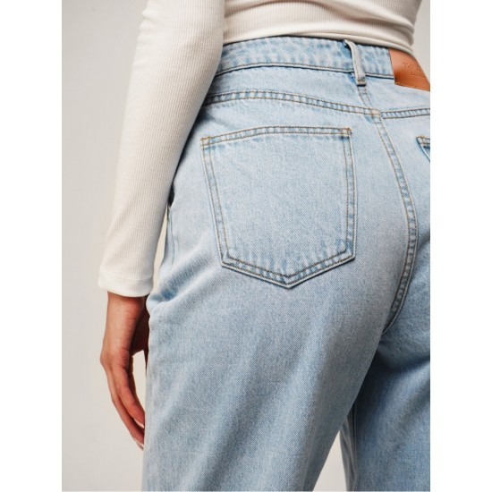 T4F W5683.33 (102-2-coll) брюки джинсовые жен 32 (S) (8)