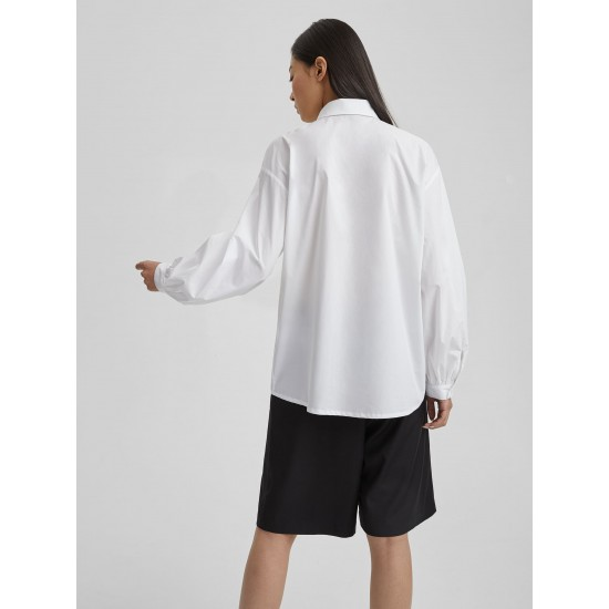 A 201.50 Рубашка с объёмными рукавами