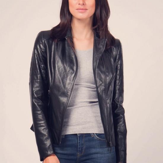 T4F W9542.58 (702-1) куртка (иск.кожа) жен