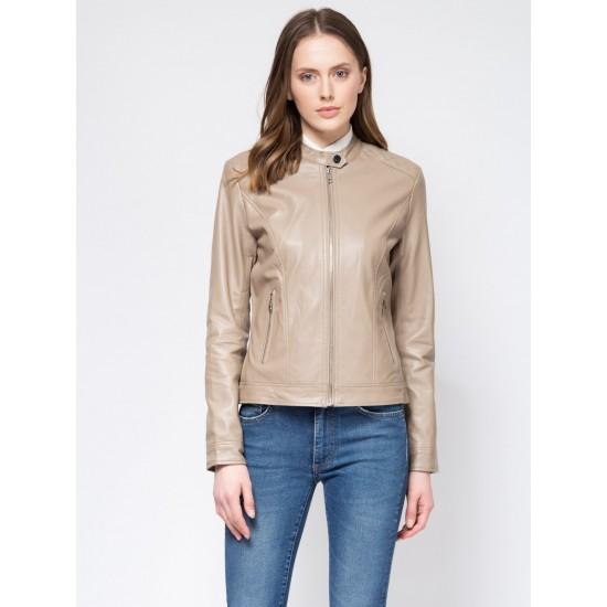 T4F W9544.16 (702-1) куртка (иск.кожа) жен