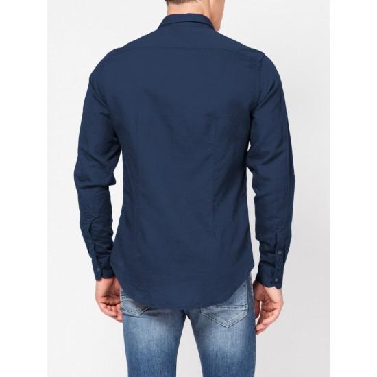 T M7020.38 (702-2-basic) верхняя сорочка (рубашка) муж