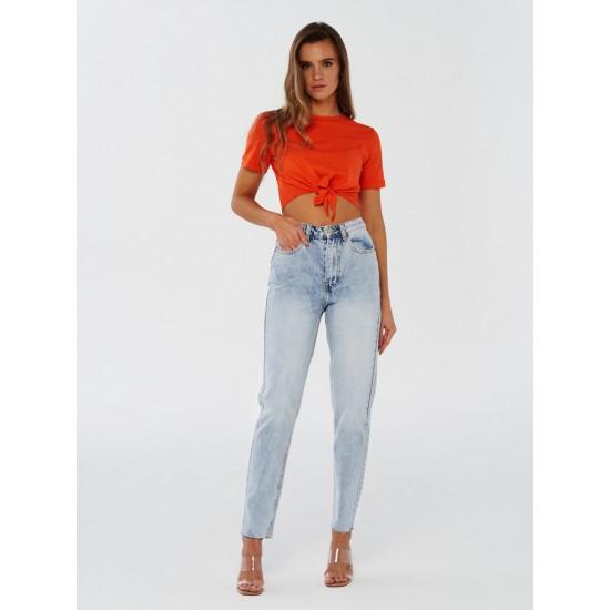 T4F W5595.32 (102-2-coll) брюки джинсовые жен 32 (S) (8)