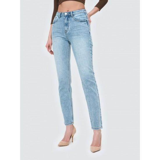 T4F W5696.33 (102-2-coll) брюки джинсовые жен 32 (S) (8)