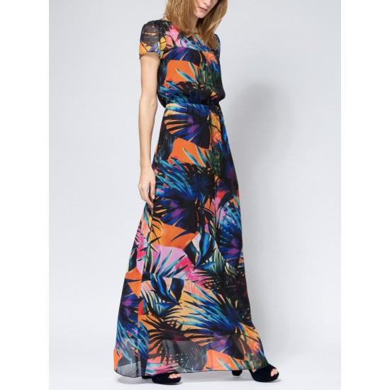 T W7566.67 (702-1-coll) платье жен