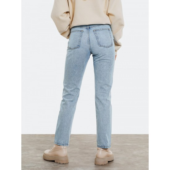 T W5596.33 (104-1-coll) брюки джинсовые жен 32 (S) (8)