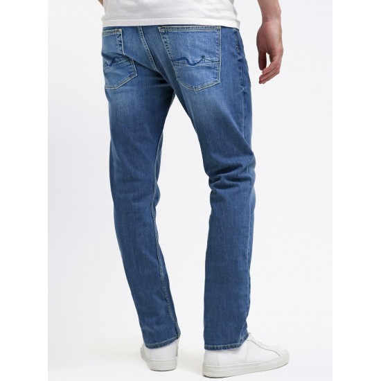 T M2420.35 (702-2-coll) брюки джинсовые муж 32