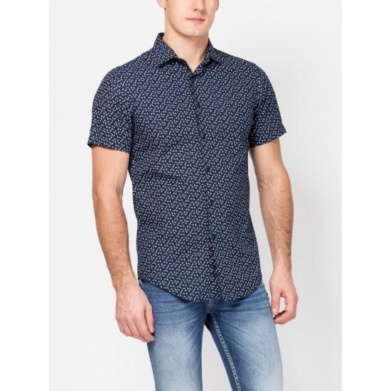 T M7000.35 (703-1-coll) верхняя сорочка (рубашка) муж