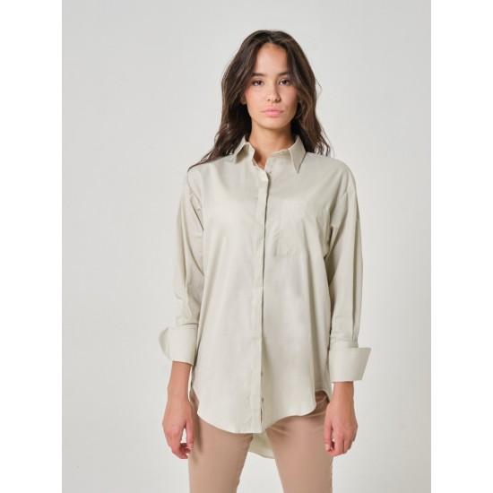 T W7603.41 (104-1-coll) рубашка жен