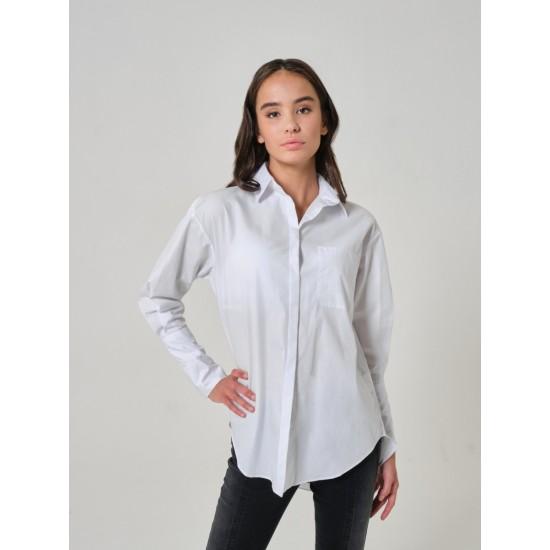 T W7603.50 (104-1-coll) рубашка жен