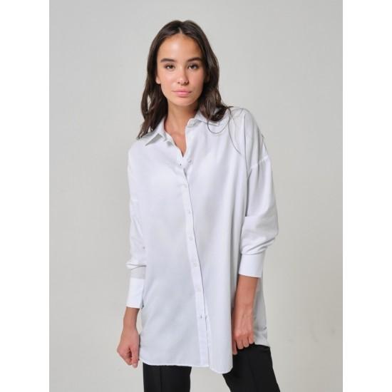 T W7604.50 (104-1-coll) рубашка жен