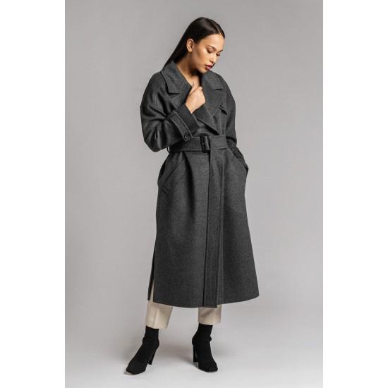 D Д035-12.55 Пальто (Серый)