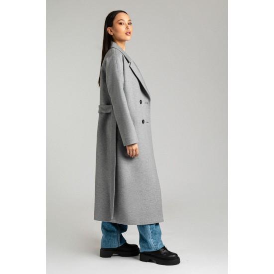 D Д033-12.55 Пальто (Серый)