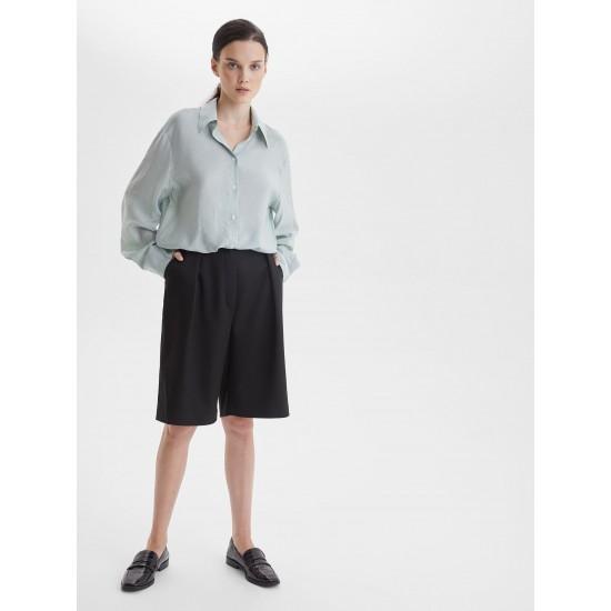 A 2714.42 Рубашка свободного кроя (Ментол)