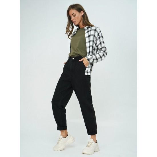 T4F W5683.58 (208-1) брюки джинсовые жен 32