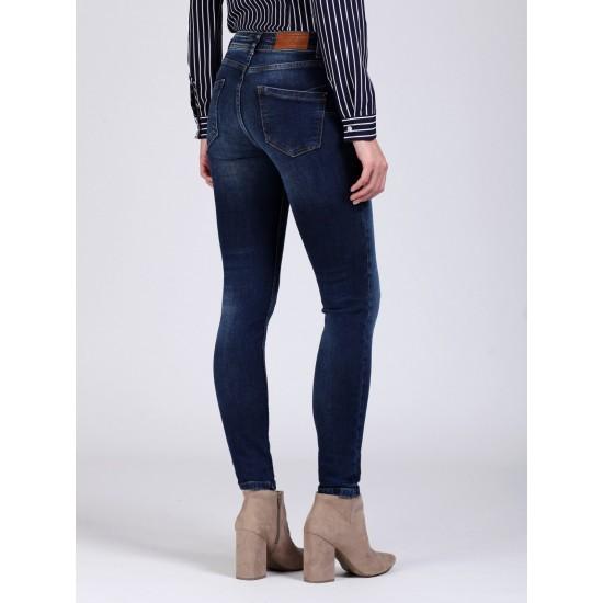 T W5628.36 (709-1-coll) брюки джинсовые жен 32