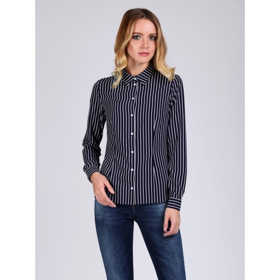 T W1528.38 (808-1-coll) блузка жен